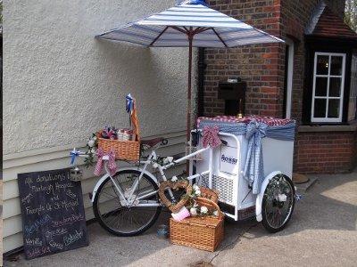 Vintage Restored Tricycle